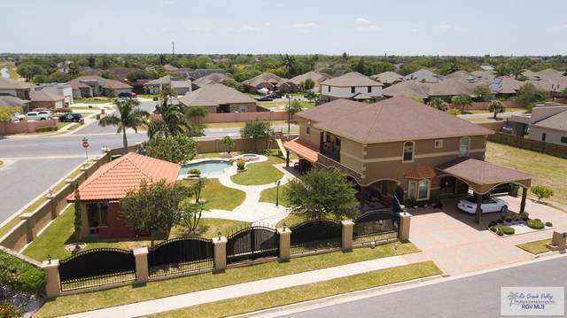 3515 Heritage Cir, Brownsville, TX 78520 (MLS #29723956) :: The Monica Benavides Team, LLC
