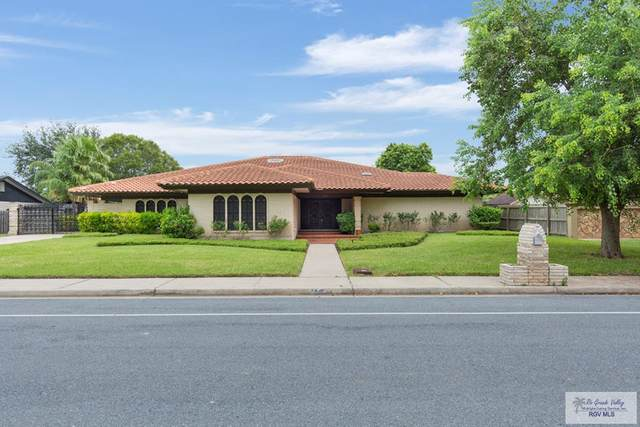 277 Creekbend Dr., Brownsville, TX 78521 (MLS #29724716) :: The MBTeam