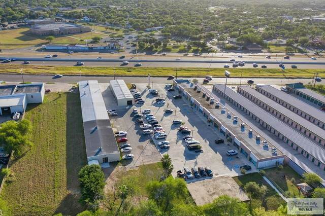 614 & 624 N Expressway 77/83, Brownsville, TX 78501 (MLS #29725780) :: The MBTeam