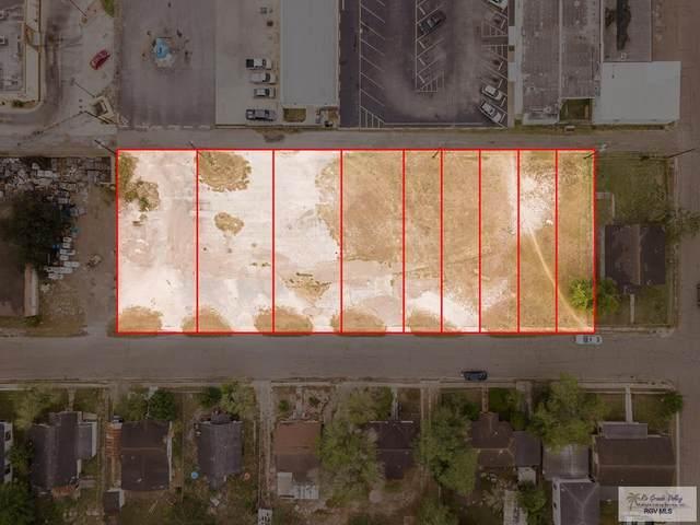 0 Hanson St. Lot 8, Harlingen, TX 78550 (MLS #29725908) :: The MBTeam