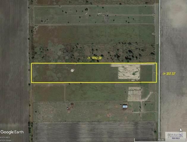 10 AC N Bouldin Rd., Harlingen, TX 78550 (MLS #29726177) :: The MBTeam
