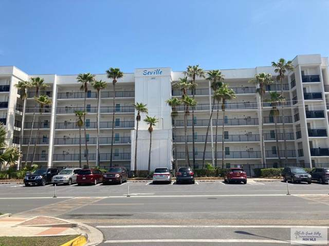 3900 Gulf Blvd. #203, South Padre Island, TX 78577 (MLS #29727671) :: The MBTeam
