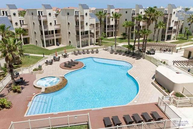 6300 Padre Blvd. #5 Apt 147 3B, South Padre Island, TX 78597 (MLS #29728109) :: The MBTeam
