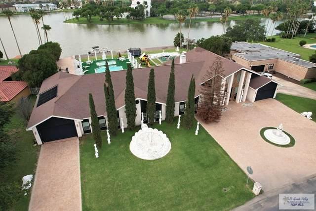 7 Cortez Ave., Rancho Viejo, TX 78575 (MLS #29728536) :: The MBTeam