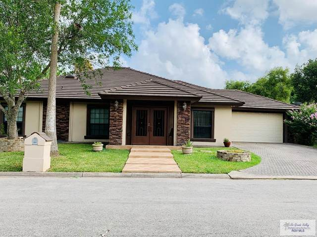 1634 Old Creek Ct., Brownsville, TX 78521 (MLS #29728942) :: The MBTeam