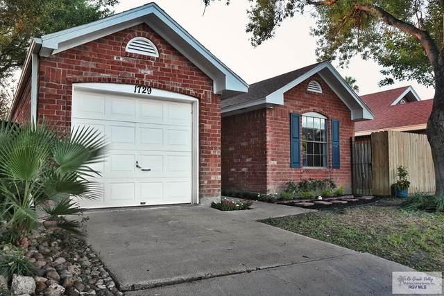 1729 Morning Dove, Harlingen, TX 78550 (MLS #29729575) :: The MBTeam