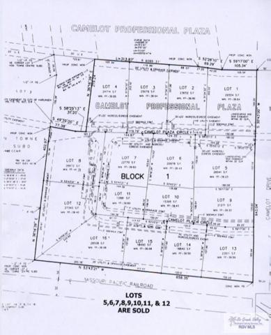 Lot Camelot Plaza Cir. #4, Harlingen, TX 78550 (MLS #46835) :: The Monica Benavides Team at Keller Williams Realty LRGV