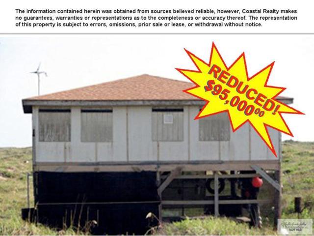 11 Boca Chica Beach Camp Site # 11, Port Isabel, TX 78578 (MLS #29666078) :: The Monica Benavides Team at Keller Williams Realty LRGV