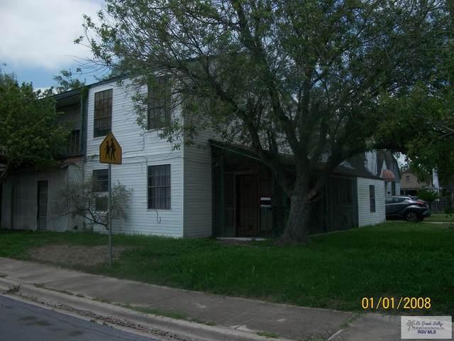 401 W Buchanan Ave., Harlingen, TX 78550 (MLS #29706355) :: The MBTeam