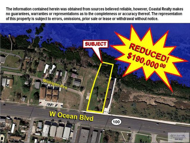 - Hwy 100 Lots15,16, & 17, Port Isabel, TX 78578 (MLS #29714254) :: The MBTeam