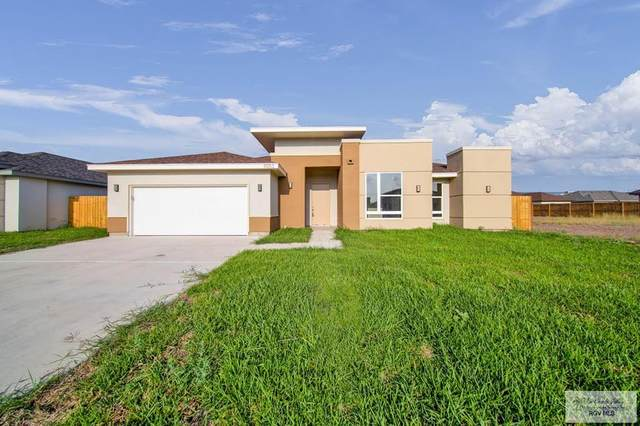 5550 Rawhide Dr., Brownsville, TX 78526 (MLS #29722467) :: The Monica Benavides Team at Keller Williams Realty LRGV