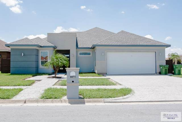 6875 Tenaza Dr., Brownsville, TX 78526 (MLS #29724029) :: The MBTeam