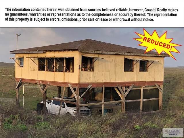 11 Boca Chica Beach Camp Site #11, Brownsville, TX 78521 (MLS #29724727) :: The MBTeam