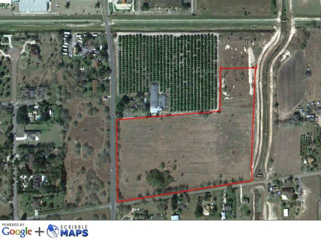 16 ACRES Stuart Place Rd., Harlingen, TX 78552 (MLS #29653205) :: The Monica Benavides Team at Keller Williams Realty LRGV