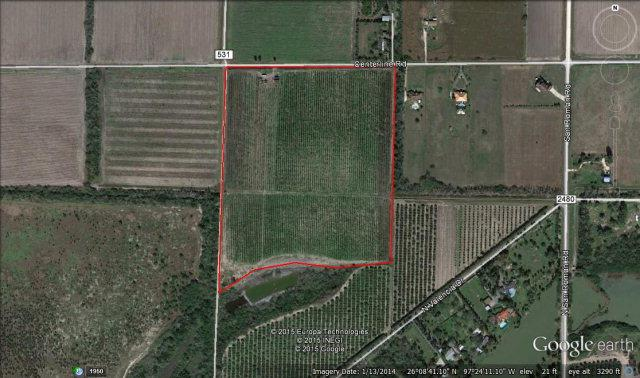 0 Centerline Rd., Bayview, TX 78566 (MLS #29664261) :: The MBTeam