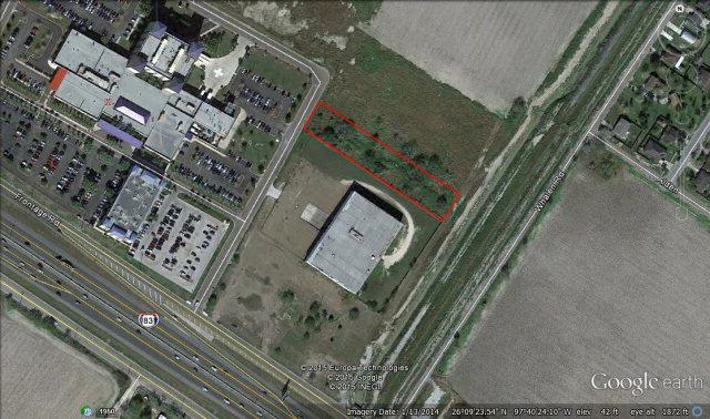 0 Medical Center Dr, Harlingen, TX 78550 (MLS #29665572) :: The Martinez Team