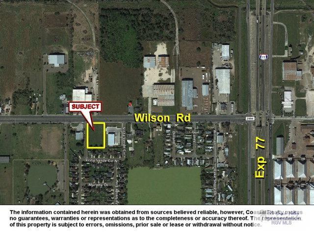0 Wilson Road Lot 2 & Lot 3, Harlingen, TX 78550 (MLS #29700790) :: The Martinez Team