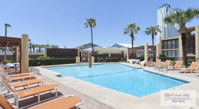110 Padre Blvd. #124, South Padre Island, TX 78597 (MLS #29702656) :: The Martinez Team