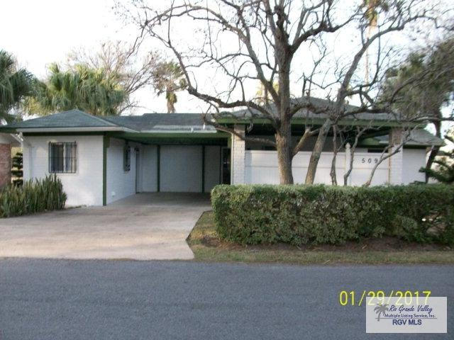 509 Country Club Rd., Brownsville, TX 78520 (MLS #29704263) :: The Martinez Team