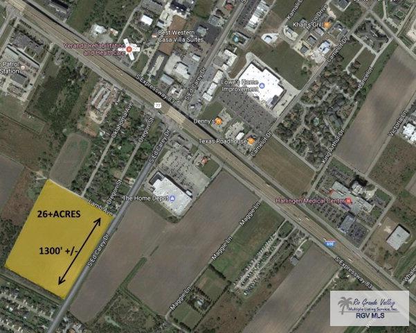 26.12 AC Fm 801, Harlingen, TX 78550 (MLS #29704693) :: The Monica Benavides Team at Keller Williams Realty LRGV