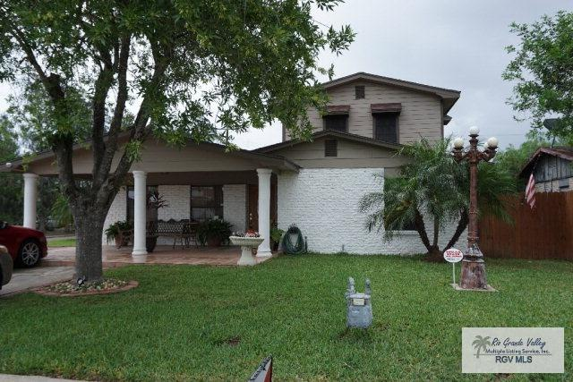 560 Poinciana St., San Benito, TX 78586 (MLS #29705635) :: The Martinez Team