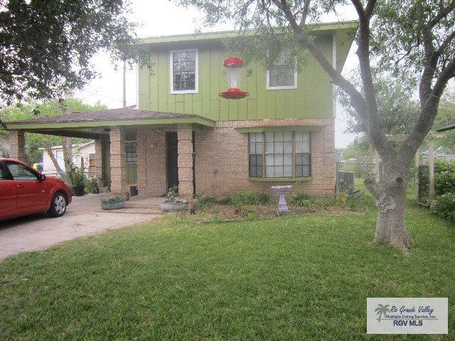 949 Zaragosa St., San Benito, TX 78586 (MLS #29705942) :: The Martinez Team
