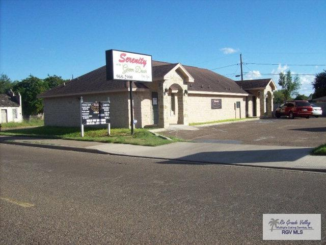 309 W Pike Blvd., Weslaco, TX 78596 (MLS #29706224) :: The Monica Benavides Team at Keller Williams Realty LRGV