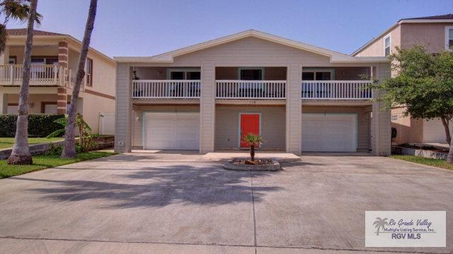 118 E Huisache St., South Padre Island, TX 78597 (MLS #29706294) :: The Martinez Team