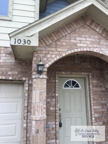 1030 Yellowhammer Court, RIO GRANDE CITY, TX 78582 (MLS #29706686) :: Berkshire Hathaway HomeServices RGV Realty