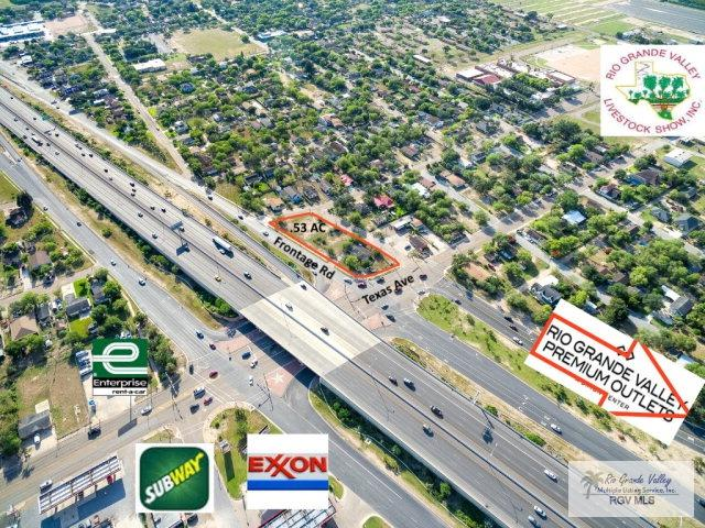 540 N Texas Ave, Mercedes, TX 78570 (MLS #29706855) :: The Martinez Team