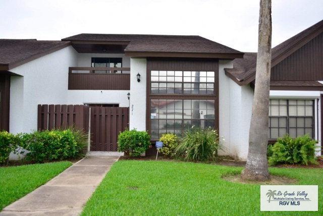 2100 San Marcelo Blvd. #271, Brownsville, TX 78526 (MLS #29707301) :: Berkshire Hathaway HomeServices RGV Realty