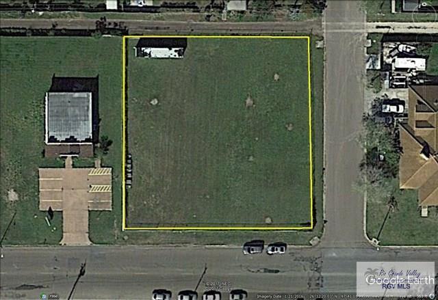 Lot 3 &4 E Grimes Ave., Harlingen, TX 78550 (MLS #29707304) :: The Martinez Team