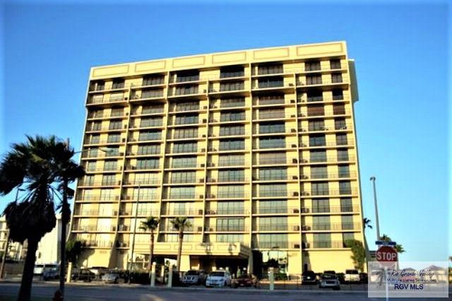 2100 Gulf Blvd. #501, South Padre Island, TX 78597 (MLS #29707799) :: The Martinez Team