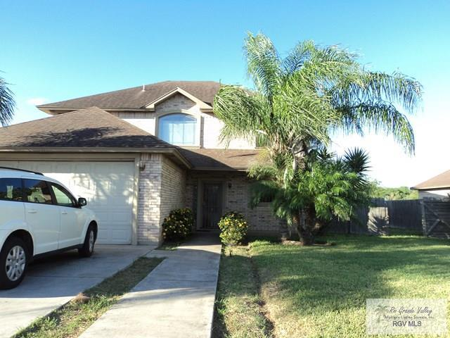 5301 Los Arboles Ave., Brownsville, TX 78520 (MLS #29707943) :: The Martinez Team