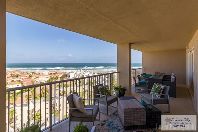 6300 Padre Blvd. #1201, South Padre Island, TX 78597 (MLS #29708785) :: The Martinez Team