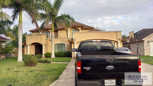38 Chapala Ct., Brownsville, TX 78521 (MLS #29709039) :: The Martinez Team