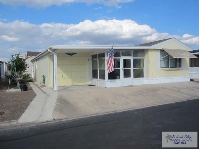 4515 Graham Rd. 172 Chippewa, Harlingen, TX 78520 (MLS #29709315) :: The Martinez Team