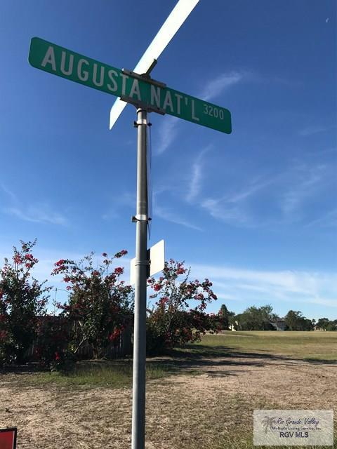 0 Augusta National Dr. Lot #2, Brownsville, TX 78550 (MLS #29709393) :: The Martinez Team