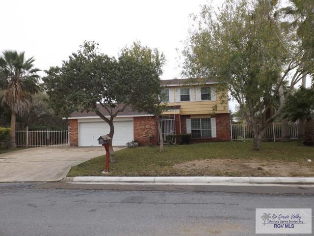 34 Sancti Spiritus St., Brownsville, TX 78526 (MLS #29709431) :: The Martinez Team