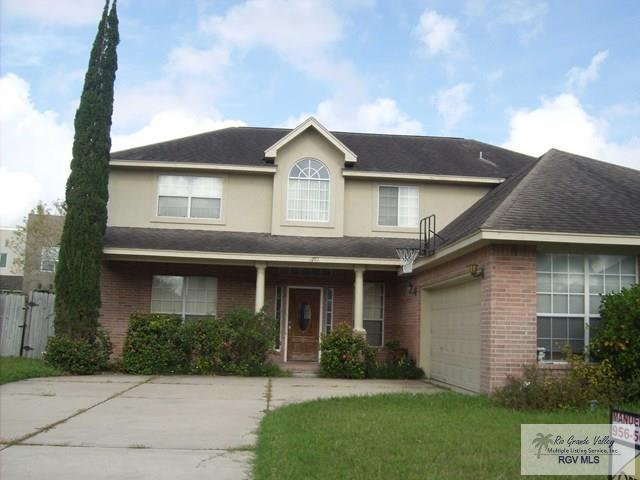 2742 Deer Trail, Brownsville, TX 78526 (MLS #29709452) :: The Martinez Team