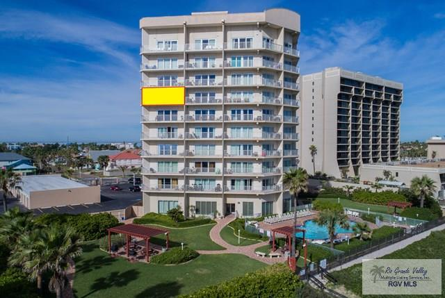 2000 Gulf Blvd. #707, South Padre Island, TX 78597 (MLS #29709821) :: The Martinez Team