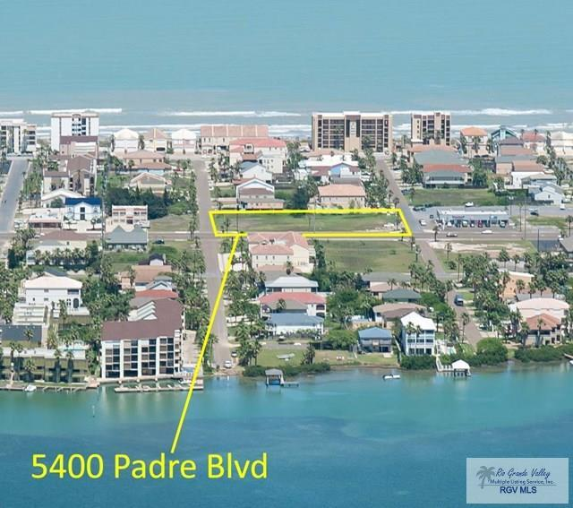 5400 Padre Blvd., South Padre Island, TX 78597 (MLS #29709835) :: The MBTeam