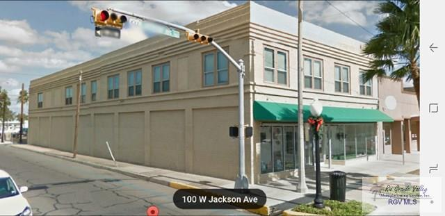101 E Jackson St. 23-24 BLK 47, Harlingen, TX 78550 (MLS #29709915) :: The Martinez Team
