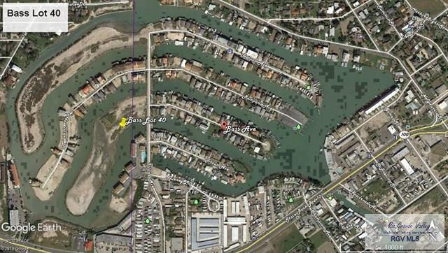 0 Bass Avenue #40, Port Isabel, TX 78578 (MLS #29709919) :: The Monica Benavides Team at Keller Williams Realty LRGV