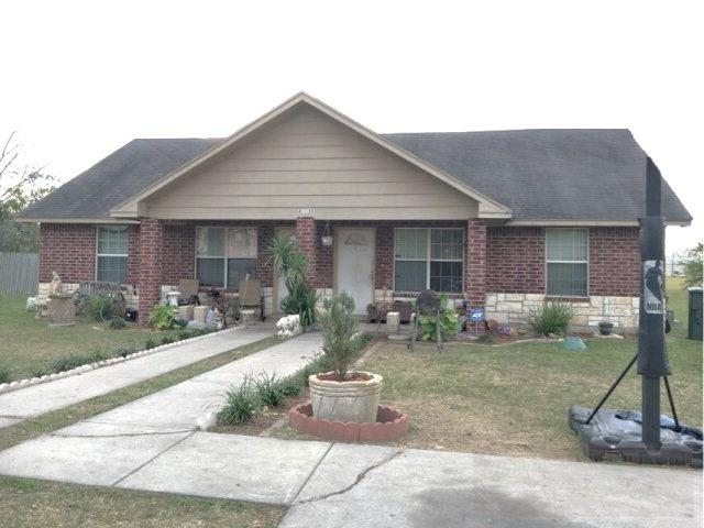 2001 N G St. #1, Harlingen, TX 78550 (MLS #29709926) :: The Monica Benavides Team at Keller Williams Realty LRGV