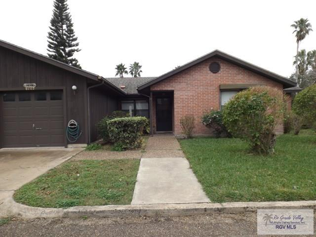 6102 Galahad Lane #6102, Harlingen, TX 78550 (MLS #29710188) :: The Monica Benavides Team at Keller Williams Realty LRGV