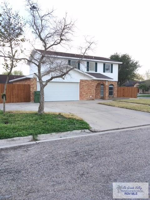 1520 Ventura Dr., Brownsville, TX 78526 (MLS #29710561) :: The Martinez Team