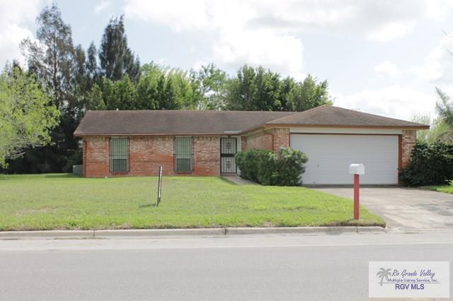 1414 San Marcelo Blvd., Brownsville, TX 78526 (MLS #29710676) :: The Martinez Team