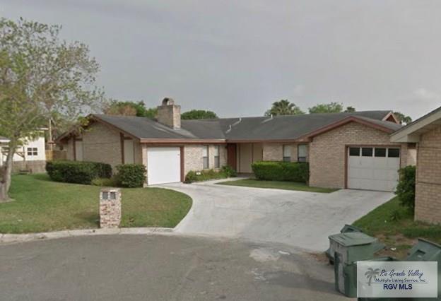 2409-2410 Treasure Hills Ct., Harlingen, TX 78550 (MLS #29710712) :: The Martinez Team