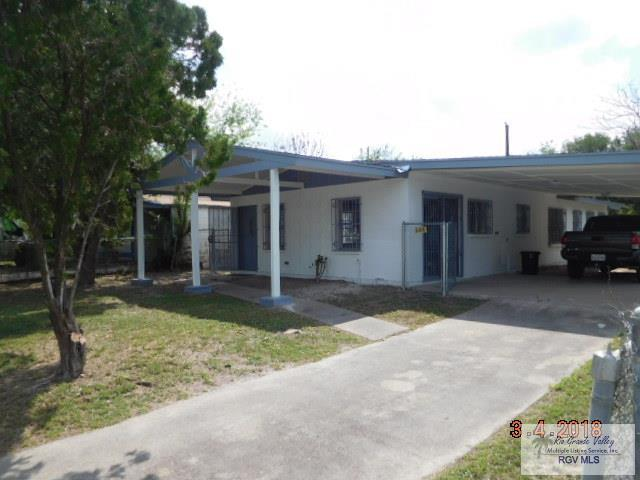 605 W Adams, Brownsville, TX 78520 (MLS #29710798) :: The Monica Benavides Team at Keller Williams Realty LRGV